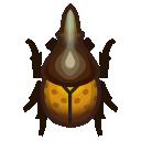 horned hercules