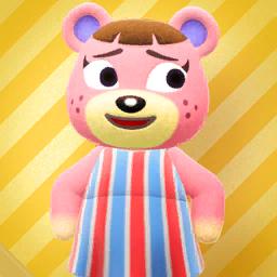 Animal Crossing New Horizons Ursala Image