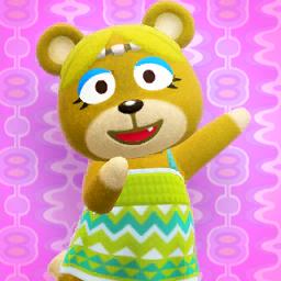 Animal Crossing New Horizons Paula Image
