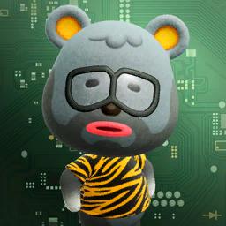 Animal Crossing New Horizons Barold Image