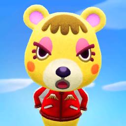 Animal Crossing New Horizons Tammy Image