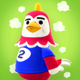 Animal Crossing New Horizons Benedict Image