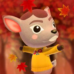 Animal Crossing New Horizons Deirdre Image