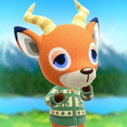 Animal Crossing New Horizons Beau Image