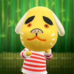 Animal Crossing New Horizons Benjamin Image