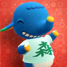 Animal Crossing New Horizons Axel Image