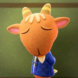 Animal Crossing New Horizons Billy Image