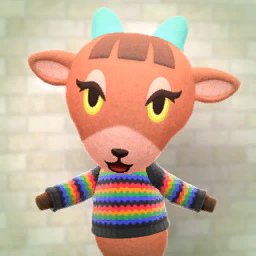 Animal Crossing New Horizons Pashmina Image
