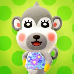 Animal Crossing New Horizons Shari Image