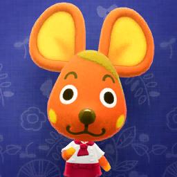 Animal Crossing New Horizons Bettina Image