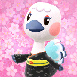 Animal Crossing New Horizons Blanche Image