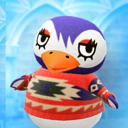 Animal Crossing New Horizons Flo Image