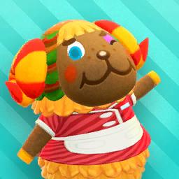 Animal Crossing New Horizons Frita Image