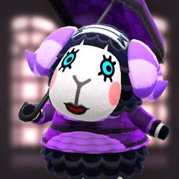 Animal Crossing New Horizons Muffy Image