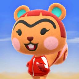 Animal Crossing New Horizons Hazel Image