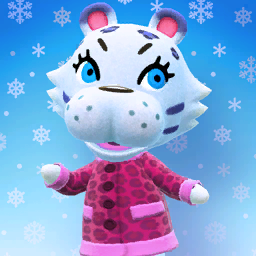 Animal Crossing New Horizons Bianca Image